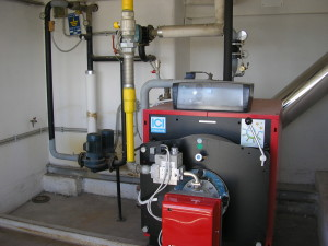 Metanizzazione centrali termiche roma termoroma - Tubo gas interrato ...